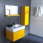 ¿Cómo decorara un pequeño cuarto de baño?