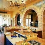 Decora tu sala de estar con estilo toscano