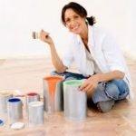 Pintura para pisos de madera – Cuando hay la necesidad de un cambio