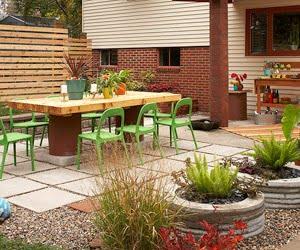 Renueva tu patio de forma inteligente ideas para decorar for Como decorar un patio exterior rustico
