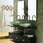 Vanidades para el hogar: renueve su baño con doble fregadero