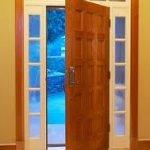 Puertas de madera: Mantenimiento