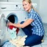 Lavadora y secadora: ahorros de energía