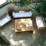 Nuevas tendencias en diseños de la silla de patio