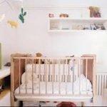 Tendencias de cuartos para bebes «Baby Nursery»