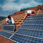 Mejorar el hogar a través de paneles solares