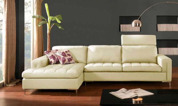 Gu a de muebles para sala de cuero ideas para decorar for Muebles de sala en l modernos