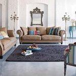 Los sofás de alto diseño y colores