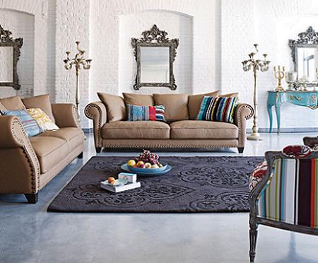 Los sof s de alto dise o y colores ideas para decorar - Tapidecor alzira ...