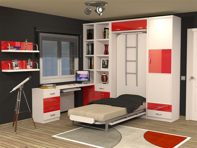 Ahorre espacio en su hogar con muebles plegables ideas for Elementos de decoracion para el hogar