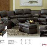 La elección de un sofá de cuero contemporáneo