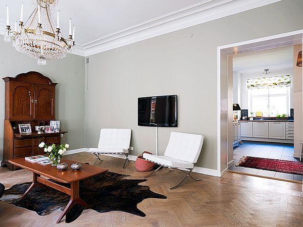 Un aspecto elegante con un estilo cl sico y moderno for Adornos para el hogar modernos