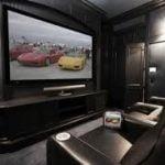 Integración de los televisores de alta tecnología en su hogar