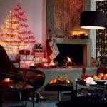 Decoraciones para las fiestas de la Navidad