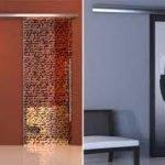Puertas interiores durables y decorativas
