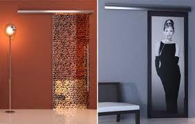 Puertas interiores durables y decorativas ideas para decorar - Como decorar puertas de interior ...