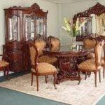 La elegancia y la belleza de los muebles clásicos – Parte I