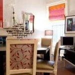La creación de un ambiente relajante al interior de la habitación