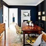 ¿Cómo integrar la tendencia azul marino en su decoración casera?