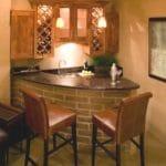 Elegir los muebles barra para la decoración del hogar