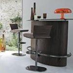 La elección de su propio estilo con muebles de la barra para el hogar