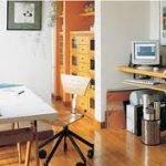 6 consejos útiles para Decoración su oficina en casa – Parte I