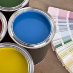 Seis colores para pintar su casa en el año 2012