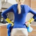 No pase por alto cualquier consejos de limpieza para el hogar