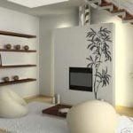 ¿Qué utilizar para la decoración de pared en la sala?