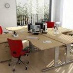 Tendencias de diseño de interiores para oficina