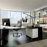 Muebles para diseño de oficinas modernas