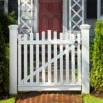 Métodos para construir su propia puerta de jardín