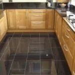 Ideas para el diseño del suelo de la cocina