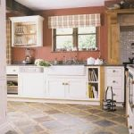 ¿Cómo ponerle un buen diseño al suelo de la cocina?