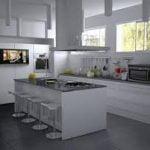 Como empezar la decoración de cocinas familiares