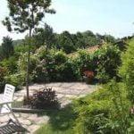 Crear una ruta en su patio de verano