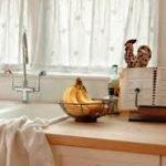Ideas de cocina de cortina para los nuevos propietarios