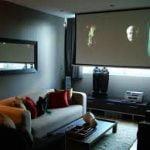 Crear un sofá Cine en su Casa