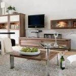 ¿Cómo es un verdadero diseño moderno de sala?