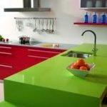 Cómo utilizar estas ideas de color de cocina
