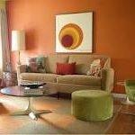 Diseño de una sala de estar contemporáneo