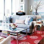Aplicar estilos a un pequeño espacio con inteligentes trucos de decoración