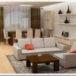 Aprenda Cómo decorar una sala correctamente