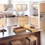 Todas las razones para elegir una madera para la cocina