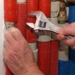 Cómo arreglar una tubería dañada o rota – Parte II
