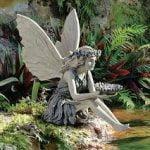 Las estatuas de jardín dan fabulosidad a su hogar