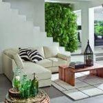 Espacios agradables y frescos con grandes ventanas