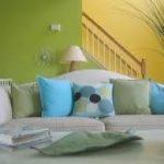 Los colores de pintura más usados para sala de estar