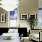Luces de techo modernas para la sala de estar