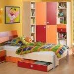 Una organización realista para la habitación de los niños – Parte I